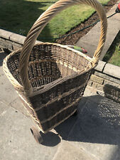 More details for french wicker basket