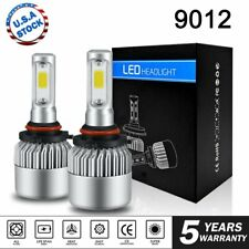 9012 LED Headlight Bulb for 2017-2018 Toyota Corolla iM RAV4 High Low Beam Light
