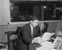 OLD CBS RADIO TV PHOTO Cbs News Radio Reporter Douglas Edwards
