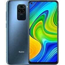 Xiaomi Redmi Note 9 4G 4GB RAM 128GB Dual SIM Midnight Grey Garanzia EU