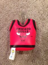 "Chicago Bulls 4"" Plush Jersey. Good Condition. Polyester Fiber."