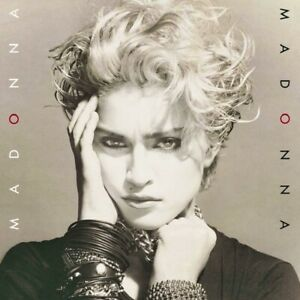 Madonna Self Titled 12x12 Album Cover Replica Poster Print