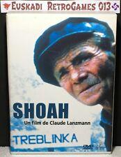SHOAH // Edición en Caja de Cartón - 4 Dvd´s // Claude Laznmann - ÚNICA