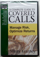 *New DVD* A COMPLETE GUIDE TO COVERED CALLS by Marty Kearney *Stock Trading*