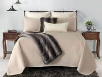 Bianca Amaya Mink 3-Pce Coverlet Set Single Double|Queen King|Super King Size