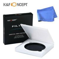 K&F Concept Filter 77mm fader Variable Neutral Density ND 2-400 DSLR