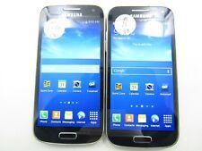 Lot of 2 Samsung Galaxy S4 Mini L520 Sprint Check IMEI Fair Condition 7-723