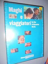 DVD MAGHI E VIAGGIATORI UN FILM DI KHYENTSE NORBU CINEMA IN ITALIANO
