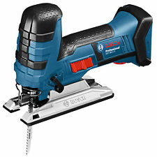 BOSCH 18V GST18V-Li S Cordless Barrel Grip Jigsaw Naked Bare Body Only in Carton