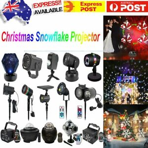 Christmas Projector Lights Outdoor&Indoor Xmas Party Led Projection Laser Lamp&H