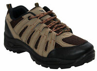 MENS HIKING TRAIL TREKKING WORK BOOTS OUTDOOR WALKING TRAINERS SHOES SIZE UK7-12