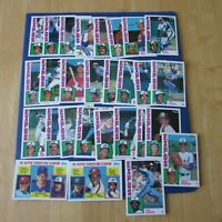 MONTREAL EXPOS 1984 COLLECTION (173 items different)  Gary Carter Dawson Raines