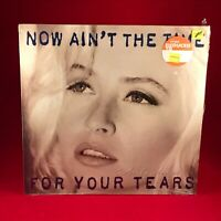 WENDY JAMES Now Ain't The Time For Your Tears 1993 UK Vinyl LP Elvis Costello