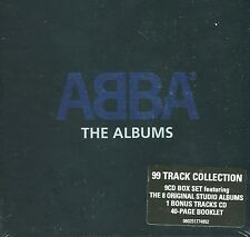 ABBA : The Albums (9 CD + 40 pages booklet)