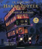 Harry Potter and the Prisoner of Azkaban: Illustrated Edition (Harry Potter Illu