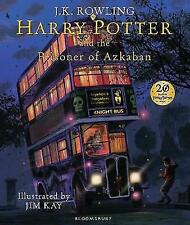 Harry Potter and the Prisoner of Azkaban: Illustrated Edition by J. K. Rowling (Hardback, 2017)