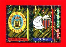CALCIATORI Panini 2000 Figurina-Sticker n. 700 - C. DI SANGRO-CATANIA +punto-New
