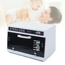 Sterilizer UV Towel Cabinet Hair Beauty Salon Sterilization Equipment 110V 60HZ