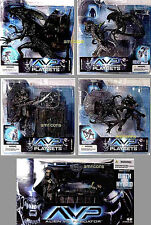 Alien VS Predator 2 Movie Action Figure Set New Factory Sealed McFarlane Toys 04
