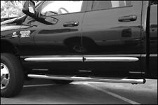 Dodge Ram / Dakota Quad Cab Mopar Chrome Door Moldings Molding Kit