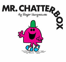 NEW Mr Chatterbox (Mr Men Story Library) by hargreaves-roger