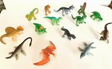 Safari Ltd Dino Toob (no toob) Toy Small Scale Dinosaur Figurines 14 pcs