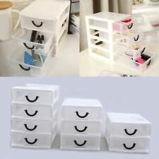Desktop Drawer Storage Box Stationery Sundries Organizer Tool Multi Layers