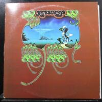 Yes - Yessongs 3 LP VG+ SD 3-100 Atlantic 1973 USA Vinyl Record