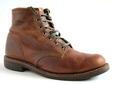 Chippewa Tan Renegade Service 1901M26 Mens Leather Boots Sz 10D 10