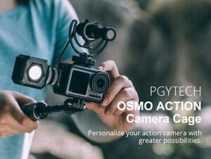 PGYTECH CAMERA CAGE FOR DJI OSMO ACTION CAMERA