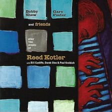 Bobby Shew & Gary Foster Play the Music of Reed Kotler (CD, 2002, 2 Discs)