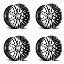 "19"" SAVINI BM13 MACHINED CONCAVE WHEELS RIMS FITS BENZ W211 E350 E500 E55"