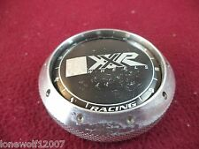 XXR Wheels Silver Custom Wheel Center Cap ONE CAP METAL