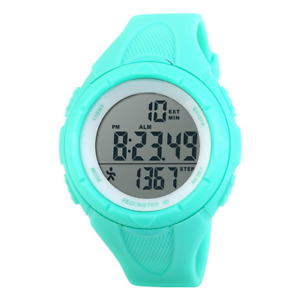 TOPCABIN Men's and Women's Teenager Waterproof Electronic Multi-function Step