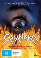 Cassandra NEW PAL Cult DVD Colin Eggleston