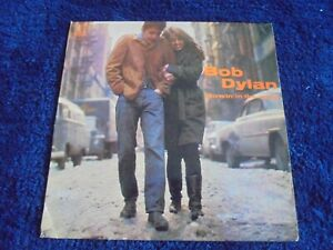 Bob Dylan - Blowin' In The Wind 1963 FRANCE EP CBS