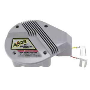 Accel 140003 GM High Energy HEI Super Coil, Red/Yellow