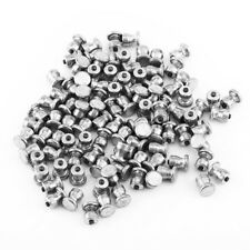8mm Car SUV Tires Studs Screw Metal Snow Spikes Wheel Tyre Anti-Slip Chain 100x