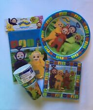 Teletubbies Party Supplies Tableware Bundle