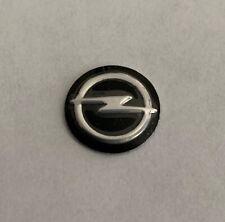 logo clé voiture sticker Autocollant OPEL 3D 14mm télécommande envoi gratuit