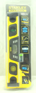 Stanley FatMax 400mm Digital Spirit Level BRAND NEW