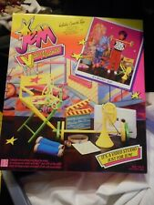 Jem Doll Video Madness Video Studio Just For Jem It's Working Out Nrfb