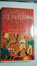 A Cold Touch of Ice by Pearce 1st published 2000 HCDJ
