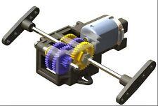 Tamiya #70167 4 Speed Single Gearbox For RC DIY Model Robot/Construction Kit