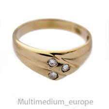 585 er Gelbgold Ring Zirkonia 14k zirconia yellow gold 14Karat 🌺🌺🌺🌺🌺