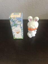 Vintage Avon Cologne / Fuzzy Bunny Nib