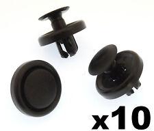 10x Subaru Push colocar plástico Remaches-recortar Clips Para Boot & tronco Forro Y Alfombras