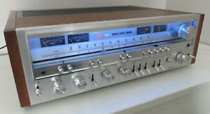 PIONEER SX-980 WORKS PERFECT FULLY SERVICED PART RECAPPED + LED UPGRADE