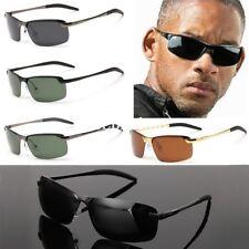 Hombres Gafas de Sol Polarizadas Conducción Exterior SPORTS Moda Gafas UV400