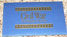 . Civil War, The Heritage Collection Series 2. 12 card set by Bon Air 1992. Mint
